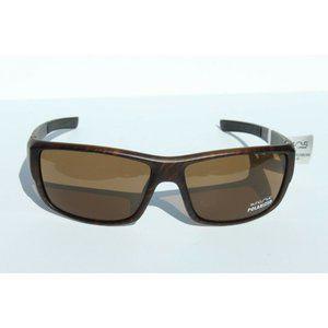 SUNCLOUD Lock POLARIZED Sunglasses Tortoise//Brown NEW Smith Sport//Fishing//Beach
